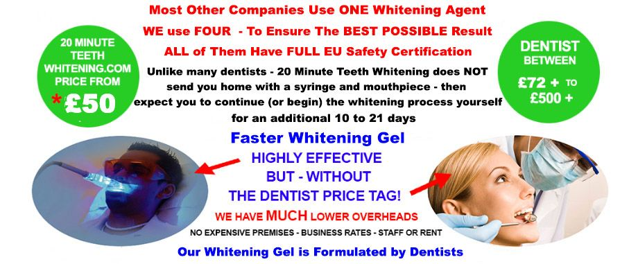 Dentist Laser teeth Whitening, Newcastle upon Tyne, Tyne and Wear, County Durham, Teesside