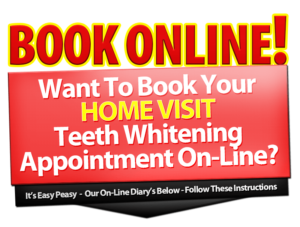 Safe, effective teeth whitening