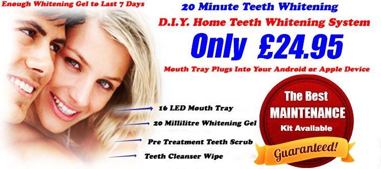 Dentist Safe teeth Whitening